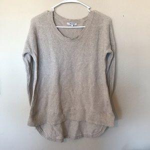 Madewell Sweater Cotton Blend